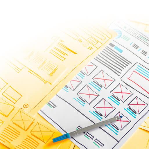 Webdesign UX & Usability